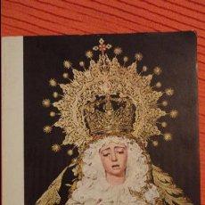 Libros de segunda mano: JOSE SANCHEZ DUBE.PREGON SEMANA SANTA.SEVILLA 1970. Lote 99555747