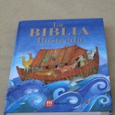 Libros de segunda mano: LA BIBLIA ILUSTRADA.. Lote 223698432