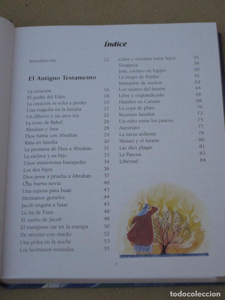 Libros de segunda mano: LA BIBLIA ILUSTRADA. - Foto 2 - 223698432