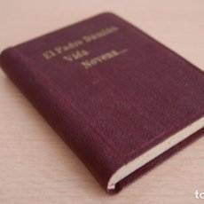 Libros de segunda mano: EL PADRE DAMIÁN VIDA NOVENA - MADRID 1955. Lote 100450295