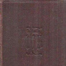Libros de segunda mano: OBRAS DE SANTA TERESA DE JESÚS. QUINTA EDICIÓN. MADRID APOSTOLADO DE LA PRENSA 1944.. Lote 100572075
