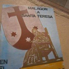 Libros de segunda mano: LIBRO MALAGON A SANTA TERESA EN EL AÑO DE SU DOCTORADO L-16390. Lote 100639499