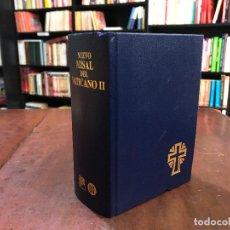 Libros de segunda mano: NUEVO MISAL DEL VATICANO II. Lote 101458892