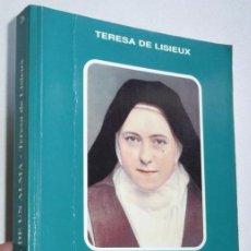 Libros de segunda mano: HISTORIA DE UN ALMA - TERESA DE LISIEUX (COLECCIÓN KARMEL Nº 26. EDITORIAL MONTE CARMELO, 1995). Lote 30794565