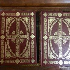 Libros de segunda mano: SAGRADA BIBLIA CON ILUSTRACIONES DE DORÉ. Lote 102096228