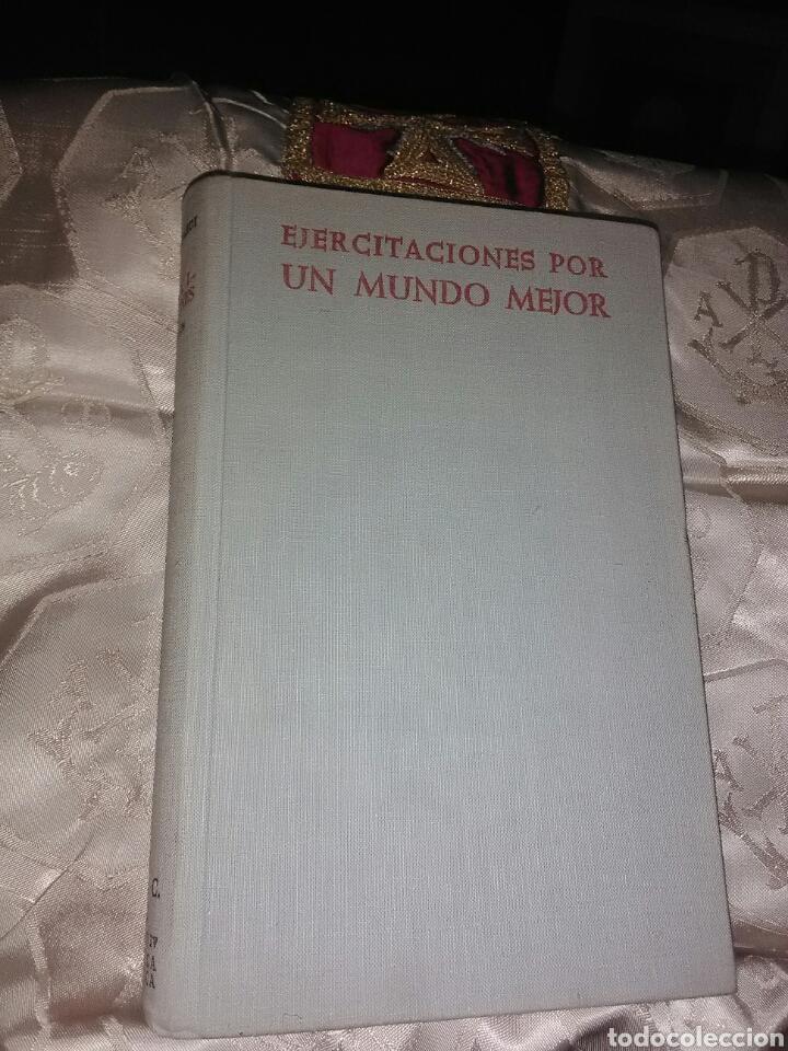 EJERCITACIONES POR UN MUNDO MEJOR. P. LOMBARDI. BAC, N. 216. 1964. 3 ED. (Libros de Segunda Mano - Religión)