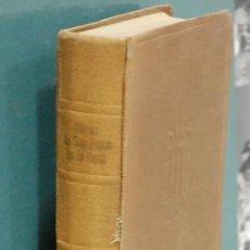 Libros de segunda mano: OBRAS DE SAN JUAN DE LA CRUZ, DOCTOR DE LA IGLESIA. Lote 102587203