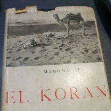 Libros de segunda mano: EL KORAN. EDICIONES IBÉRICAS, 5° EDICIÓN. Lote 102633948