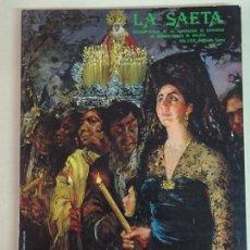 Libros de segunda mano - LIBRO RELIGIOSO SEMANA SANTA MALAGUEÑA. MÁLAGA. LA SAETA AÑO 1991. 620 GR - 103660399