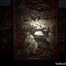 Libros de segunda mano: EL ANTIGUO TESTAMENTO, ILUSTRADO POR DORÉ, EDICIÓN FACSÍMIL, CÍRCULO BIBLIÓFILO, 3 TOMOS. Lote 104421872