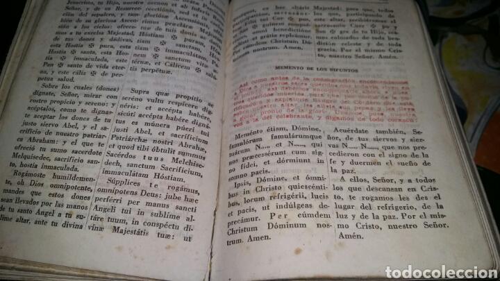 Libros de segunda mano: devocionario liturgico / 1942 / enrique diez benedictino - Foto 7 - 57261317