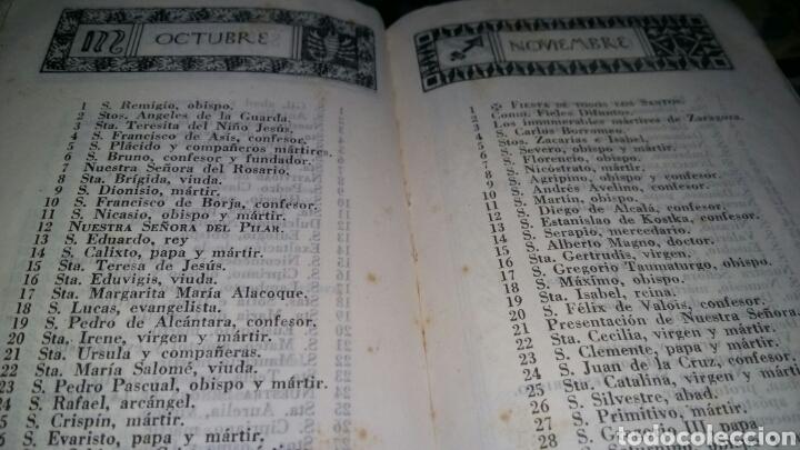 Libros de segunda mano: devocionario liturgico / 1942 / enrique diez benedictino - Foto 9 - 57261317