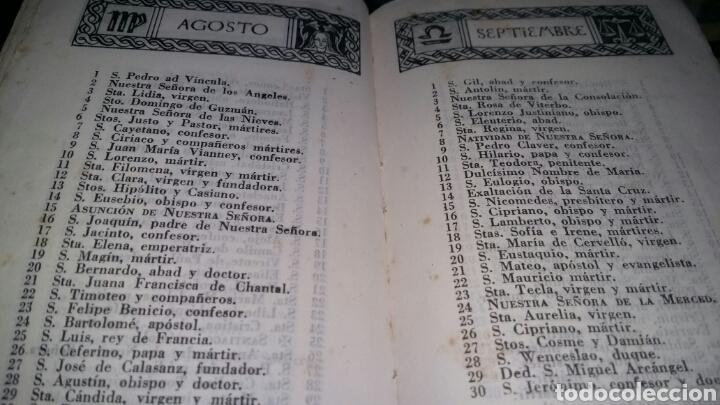 Libros de segunda mano: devocionario liturgico / 1942 / enrique diez benedictino - Foto 10 - 57261317