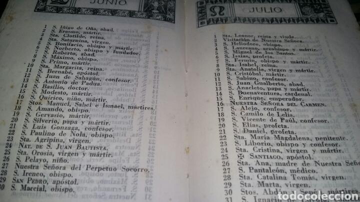 Libros de segunda mano: devocionario liturgico / 1942 / enrique diez benedictino - Foto 11 - 57261317