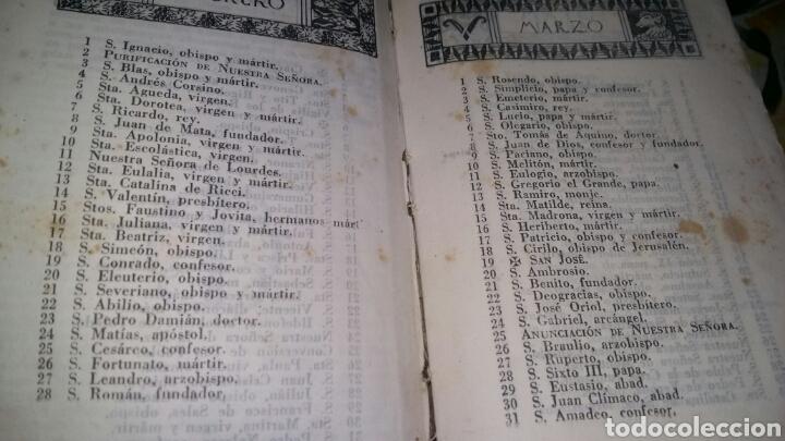 Libros de segunda mano: devocionario liturgico / 1942 / enrique diez benedictino - Foto 13 - 57261317