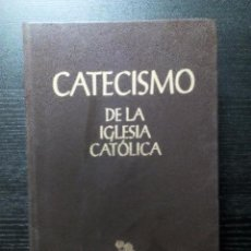 Libros de segunda mano: CATECISMO DE LA IGLESIA CATÓLICA ASOCIACIÓN DE EDITORES DEL CRISTIANISMO, 1993. Lote 104248807