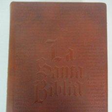 Libros de segunda mano: LA SANTA BIBLIA - EDICIONES PAULINAS, ZALLA - AÑO 1976. Lote 104663791