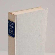 Libros de segunda mano: HISTORIA DE LA IGLESIA CATÓLICA. TOMO II. EDAD MEDIA (800-1303) - RICARDO GARCÍA-VILLOSLADA. Lote 104708987