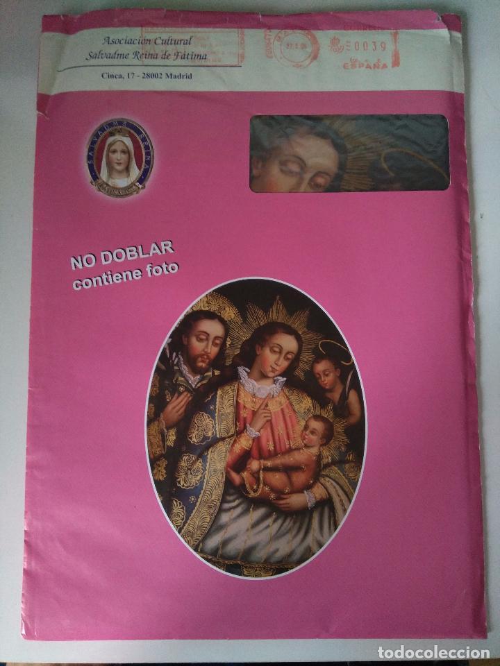 Libros de segunda mano: Fotografía y Libro 'Mensaje de Paz y Esperanza' - A. C. Salvadme Reina de fátima - 2006 - Foto 3 - 104811711