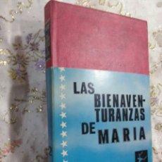 Libros de segunda mano: LAS BIENAVENTURANZAS DE MARÍA. L. CASTAN. BAC MINOR N.22. 1976. 4 ED.. Lote 105366955