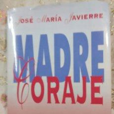 Libros de segunda mano: MADRE CORAJE (SANTA GENOVEVA). JM. JAVIERRE. ED. ATENAS. 1995.. Lote 105375747