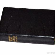 Libros de segunda mano: MISAL COMPLETO LATINO ESPAÑOL 1946 P. VALENTÍN M. SÁNCHEZ RUIZ. Lote 105565683