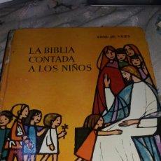 Libros de segunda mano: LOTE DE LIBROS RELIGIOSOS ANTIGUOS. Lote 105926296