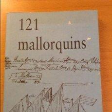Libros de segunda mano: 121 MALLORQUINS. TRICENTENARIO DE LOS MISIONEROS PAULES EN ESPAÑA 1704 - 2004 (JOSE BARCELO MOREY). Lote 106024999