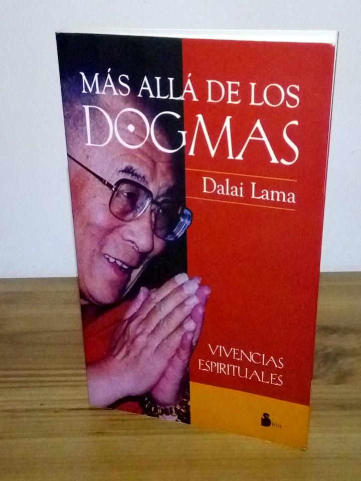MÁS ALLÁ DE LOS DOGMAS. DALAI LAMA XIV, VIVENCIAS ESPIRITUALES. 1 ª ED. 2001 (Libros de Segunda Mano - Religión)