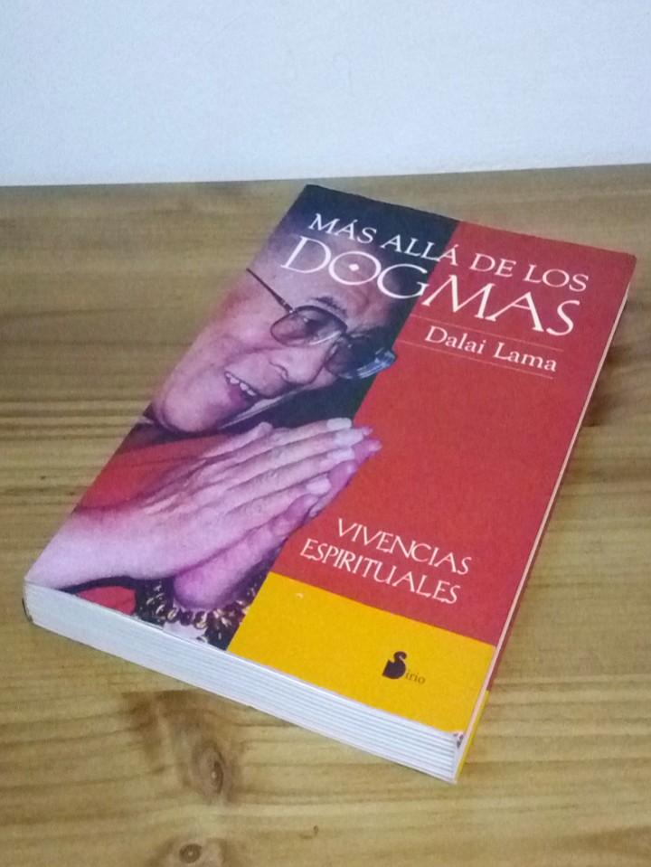 Libros de segunda mano: MÁS ALLÁ DE LOS DOGMAS. DALAI LAMA XIV, Vivencias espirituales. 1 ª ed. 2001 - Foto 5 - 103351075