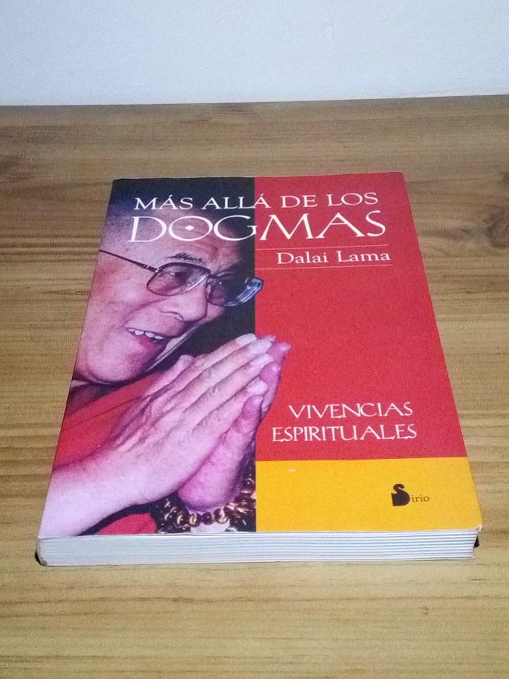 Libros de segunda mano: MÁS ALLÁ DE LOS DOGMAS. DALAI LAMA XIV, Vivencias espirituales. 1 ª ed. 2001 - Foto 2 - 103351075