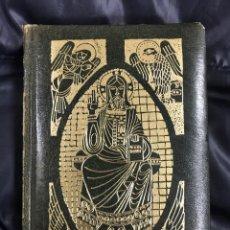 Libros de segunda mano: SAGRADA BIBLIA. P. JOSÉ MIGUEL PETISCO. ED. ALFREDO ORTELLS, S. L. 1986.. Lote 106579244