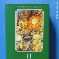 Libros de segunda mano: 11 GRANDES MENSAJES .-EDICIÓN PREPARADA POR JESÚS IRIBARREN Y J. L. GUTIERREZ. Lote 107576771