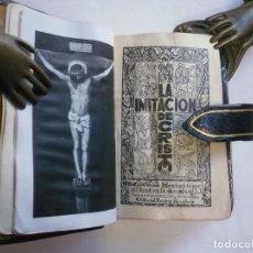 Libros de segunda mano: IMITACIÓN DE CRISTO.. Lote 107400876