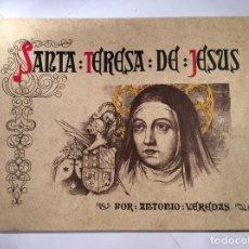Libros de segunda mano: SANTA TERESA DE JESUS. ANTONIO VEREDAS.. Lote 108679183