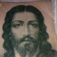 Libros de segunda mano: ANTIGUO LIBRO RELIGIOSO DE 1942 EL DRAMA DE JESÚS. Lote 108726064