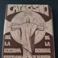 Catecismo doctrina cristiana -de la diocesis vitoria - tdk246