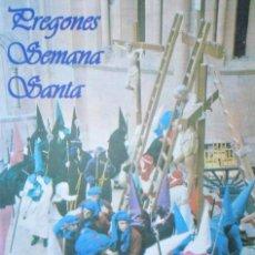 Libros de segunda mano: PREGONES DE LA SEMANA SANTA 1965 1998. JUNTA DE COFRADÍAS HERMANDADES Y CONGREGACIONES DE SEMANA SAN. Lote 109181611