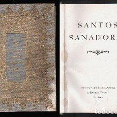 Livros em segunda mão: SANTOS SANADORES. - A-SANTOS-240.. Lote 109298231