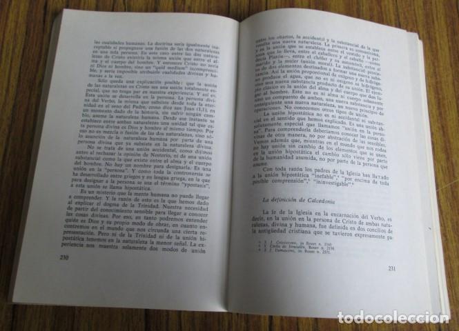 Libros de segunda mano: EL MENSAJE DE SALVACION - Por Dominico Grasso - Ed. Paulinas 1972 - Foto 5 - 109985143