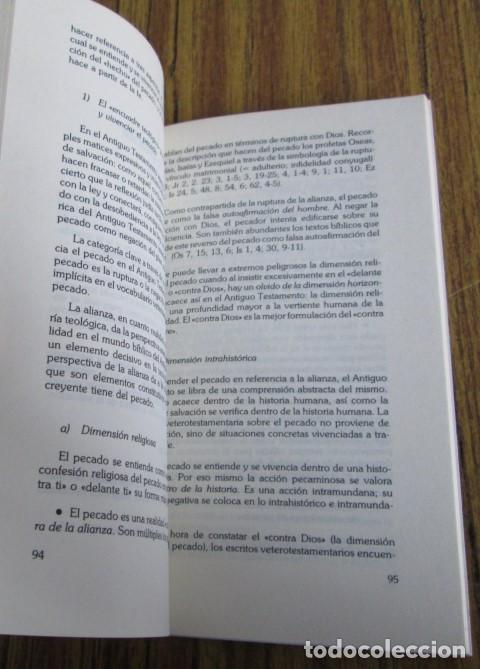 Libros de segunda mano: EL CAMINO DE LA ETICA CRISTIANA - Por Mauricio Vidal - Ed. Verbo divino 1985 - Foto 5 - 109992795