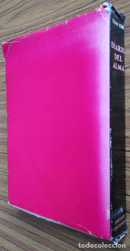 Libros de segunda mano: DIARIO DEL ALMA - Y otros escritos piadosos - Juan XXIII - Ed. Cristiandad 1964 - Foto 2 - 110001939