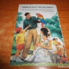 Libros de segunda mano: DISFRUTE DE SU VIDA DE FAMILIA TRATADO TESTIGOS DE JEHOVA T-21-S 1992 ESPAÑA WATCHTOWER. Lote 110121579