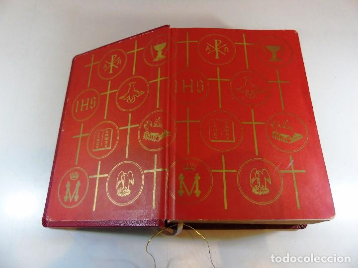 Libros de segunda mano: Antigua sagrada Biblia version castellana Ed.Grolier, año 1957 - Foto 5 - 204199786
