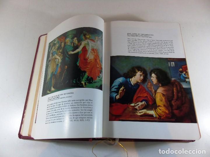 Libros de segunda mano: Antigua sagrada Biblia version castellana Ed.Grolier, año 1957 - Foto 10 - 204199786