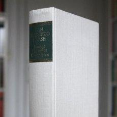 Libros de segunda mano: SAN FRANCISCO DE ASÍS - ESCRITOS. BIOGRAFÍAS. DOCUMENTOS DE LA ÉPOCA - B.A.C. 1978. Lote 194538580