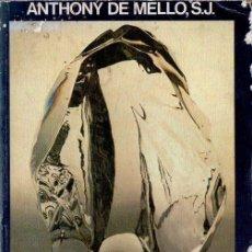 Libros de segunda mano: ANTHONY DE MELLO : CONTACTO CON DIOS (SAL TERRAE, 1991) . Lote 111027003