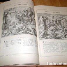 Libros de segunda mano: FACSÍMIL DE LA BIBLIA EN IMÁGENES (S. XIX). Lote 111521451