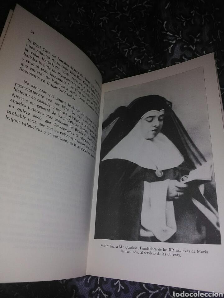 Libros de segunda mano: Firme tesón. Biografía de Juana Condesa. A. Molina. Edicep, 1985. - Foto 3 - 111647082