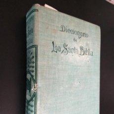 Libros de segunda mano: DICCIONARIO DE LA SANTA BIBLIA. RAND, W.W.. Lote 111701995